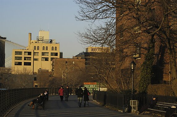 Brooklyn heights promenade new york tripomatic for Attractions near new york city