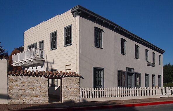 monterey state historic park monterey sygic travel. Black Bedroom Furniture Sets. Home Design Ideas