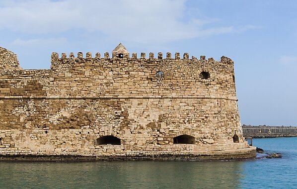Koules Fortress – Heraklion  Tripomatic