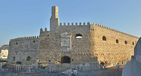 Koules Fortress – Heraklion  Sygic Travel