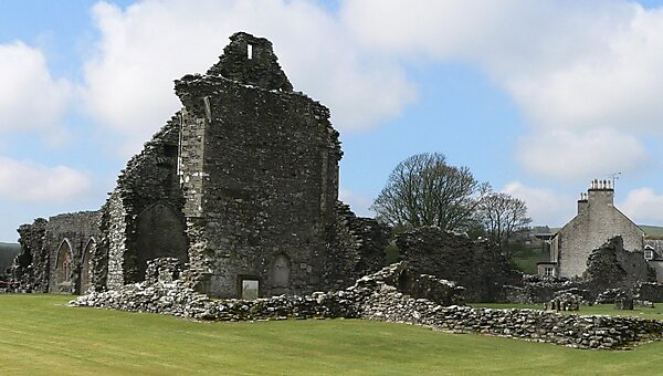 Dumfries And Galloway United Kingdom  city photos gallery : Glenluce Abbey – Dumfries and Galloway | Tripomatic