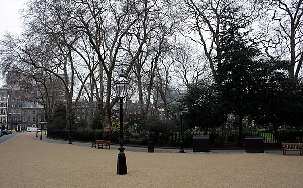Bedford United Kingdom  city photos gallery : Bedford Square in London, United Kingdom
