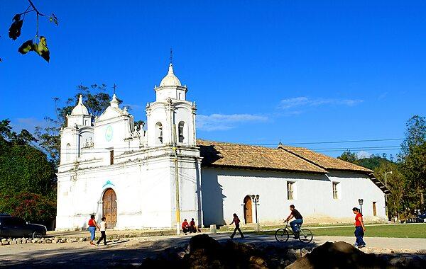Ojojona  in Honduras