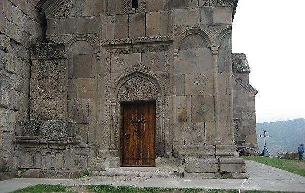 Goshavank in Armenia