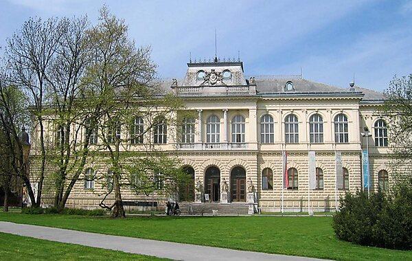 National Museum of Slovenia in Ljubljana, Slovenia