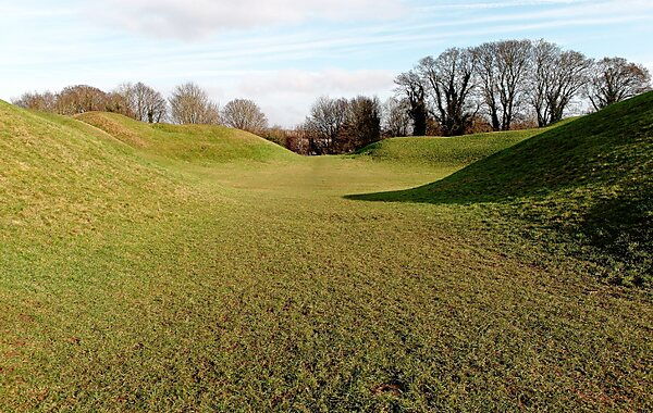Cirencester United Kingdom  city images : Cirencester Amphitheatre in United Kingdom