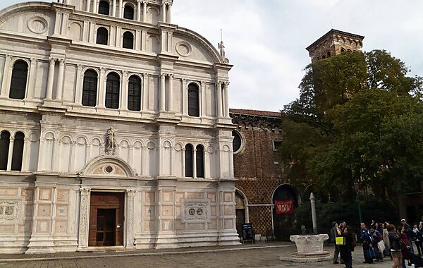 Church of Saint Zacharias in Venice, Italy