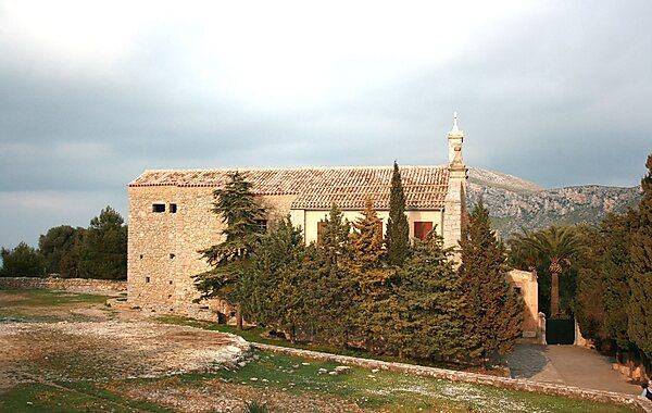 Betlem Hermitage in Arta, Spain