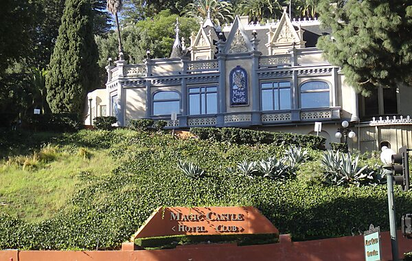 The Magic Castle Los Angeles Sygic Travel