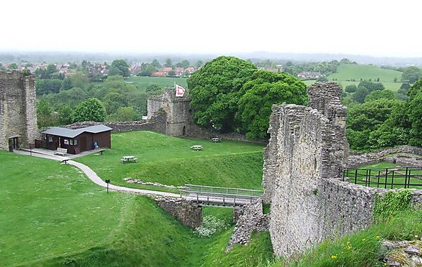 Pickering United Kingdom  city photo : Pickering Castle Pickering… © Keith Evans