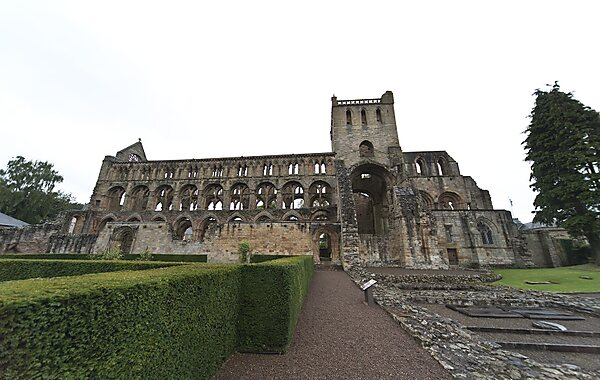 Jedburgh United Kingdom  city photos gallery : Jedburgh Abbey in United Kingdom