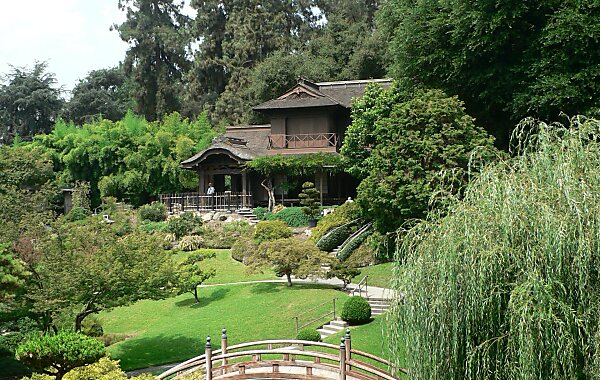 The Japanese Garden Los Angeles Sygic Travel
