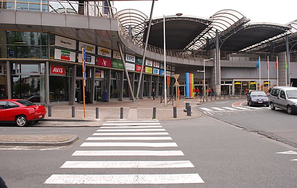Brussels South Railway Station Brussels Sygic Travel