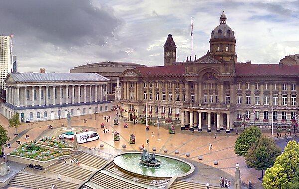 Victoria Square  Birmingham  Sygic Travel