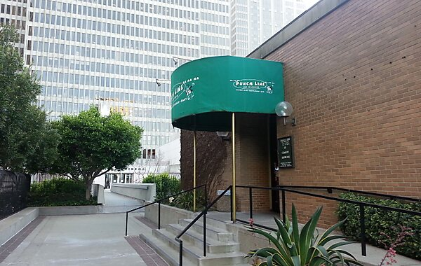 Discover Bars Restaurants The Best Comedy Clubs Shows In San Francisco Not A Club Per Se This Ious 300 Seat