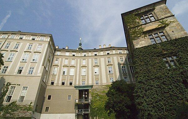 Old Royal Palace Prague in Prague, Czech Republic