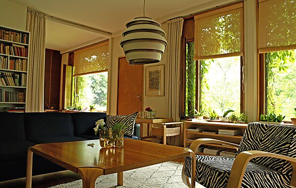 The aalto house helsinki sygic travel for The aalto house