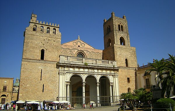 Monreale Cathedral – Palermo