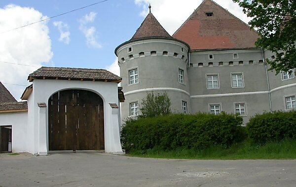 Bethlen-Haller Castle in Romania
