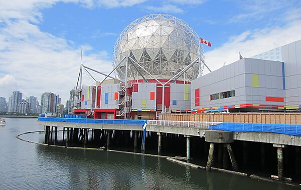 Science World British Columbia – Vancouver | Sygic Travel