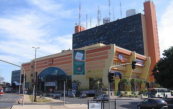 Patio Brasil in Brasilia, Brazil