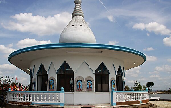 Temple-in-the-Sea in Trinidad and Tobago