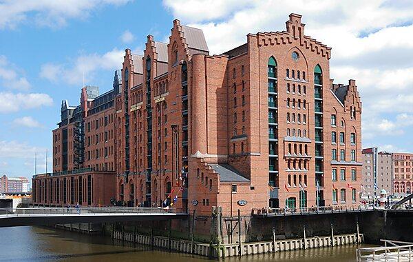 International Maritime Museum in Hamburg, Germany