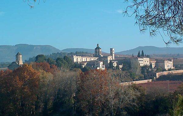 Santes Creus Monastery in Spain