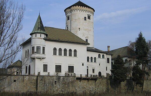 Budatín Castle in Zilina, Slovakia