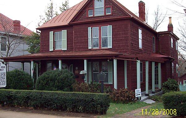 Lynchburg (VA) United States  City pictures : Anne Spencer House – Lynchburg | Sygic Travel