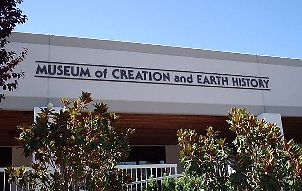 museum of creation and earth history santee sygic travel