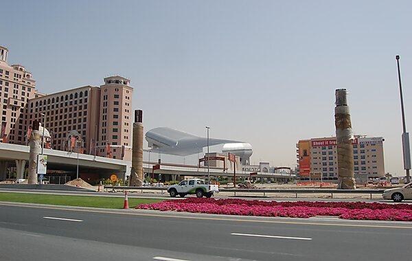 Mall of the Emirates in Dubai, United Arab Emirates