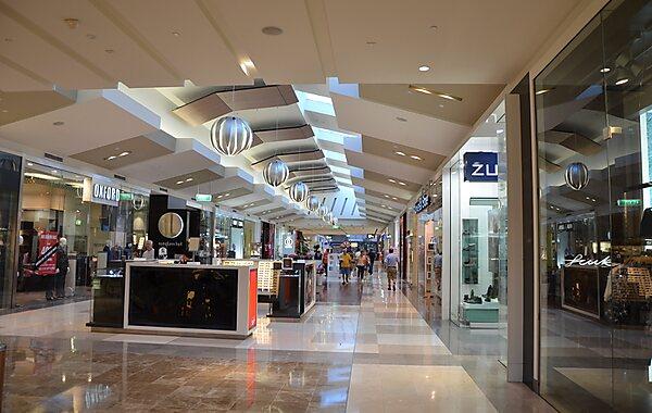 Westfield Chermside Shopping Center in Brisbane, Australia