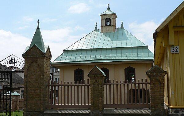 Karaite Synagogue in Jerusalem, Israel
