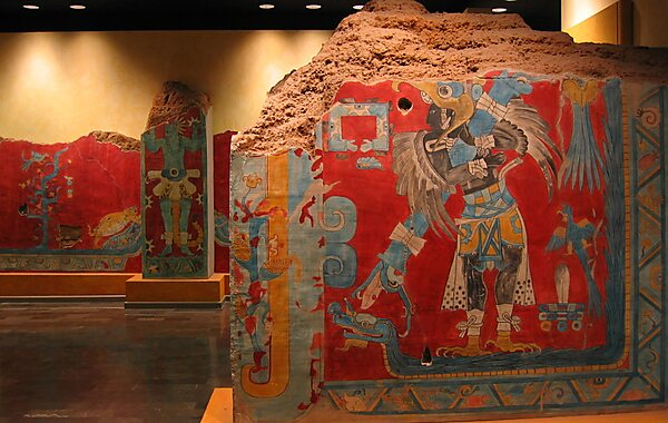 National Museum of Anthropology in Mexico City, Mexico